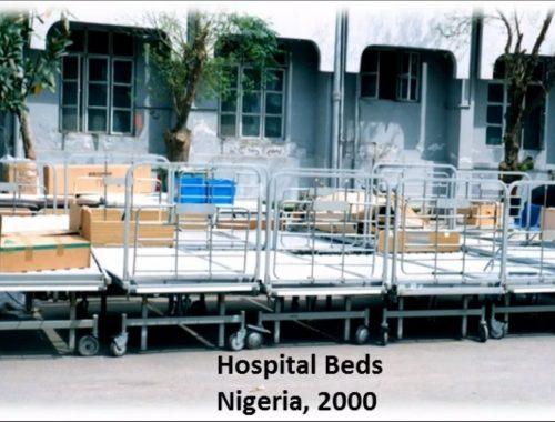 equipment donation nigeria