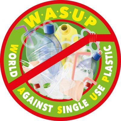 world against single use plastic